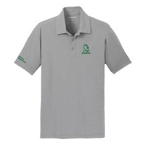 Port Authority Port Authority® Cotton Touch Performance Polo (Frost Grey )