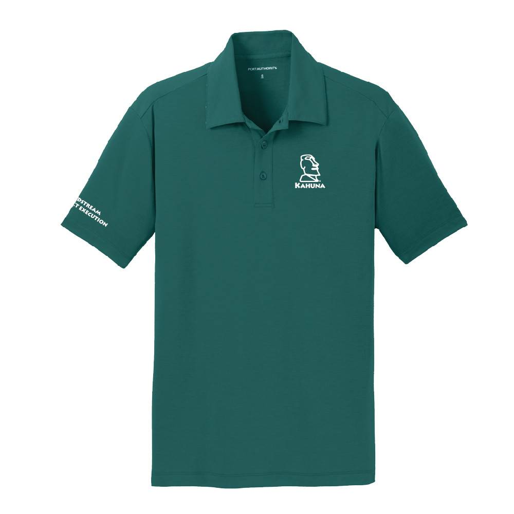 Port Authority Port Authority® Cotton Touch Performance Polo ( Lush Green )