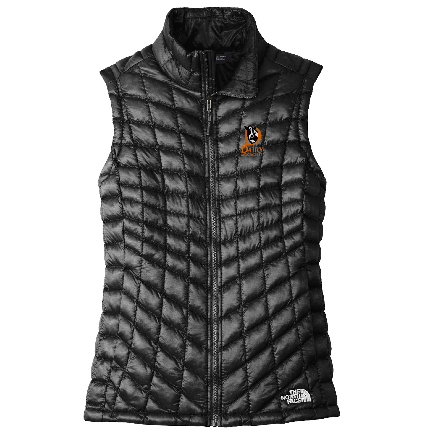The North Face The North Face Ladies ThermoBall Trekker Vest (Black)