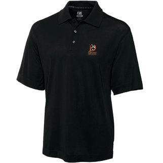 Cutter & Buck Championship Polo (Black)