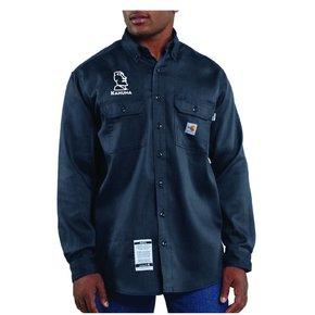 Carhartt Carhartt FR Lightweight Twill Shirt ( Navy)