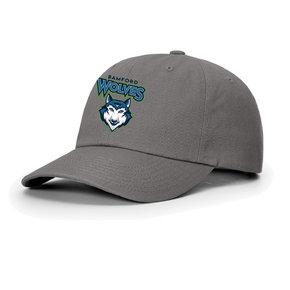 Richardson Richardson Premium Cotton Dad Hat (Grey)