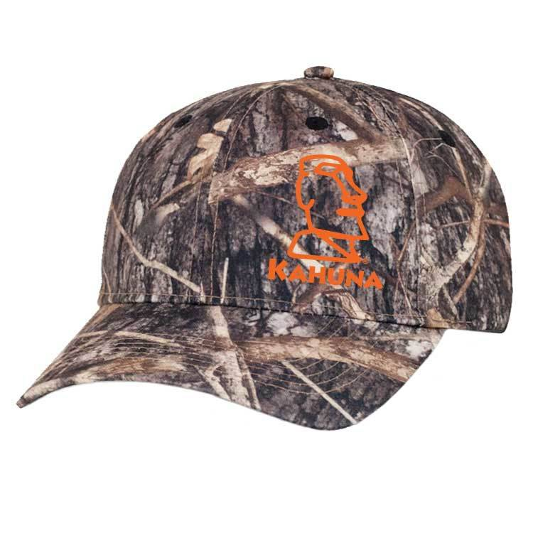 Pacific Pacific Structured Camo Hat ( Conceal/Brown)