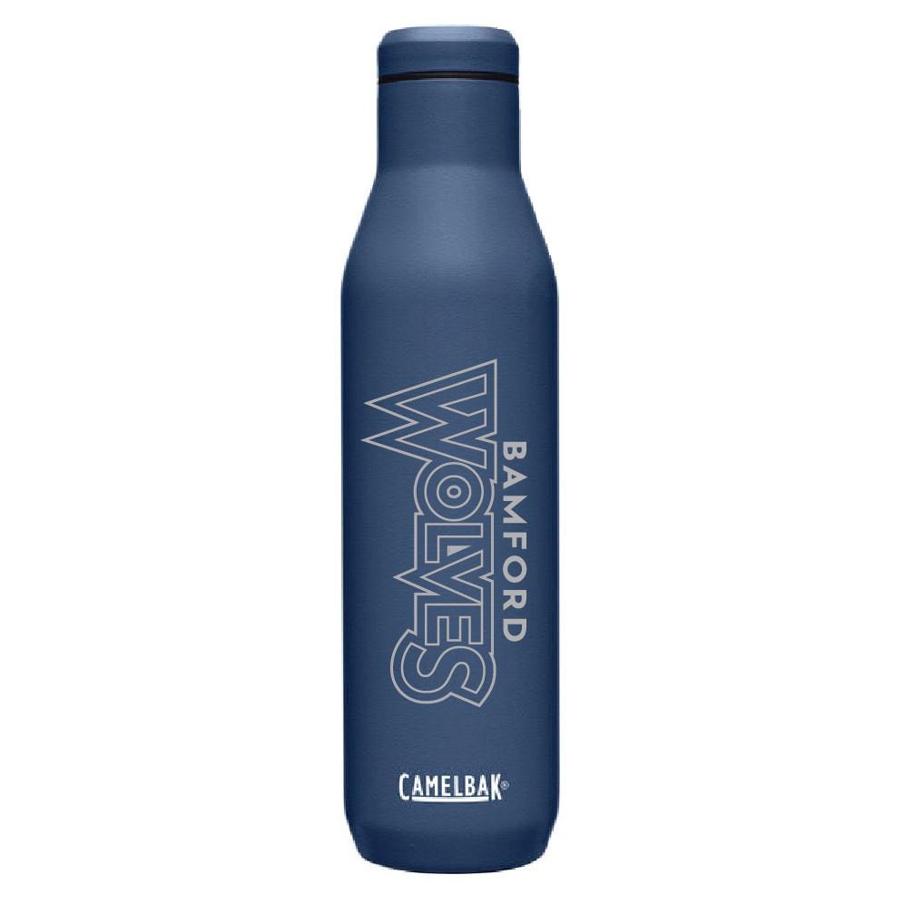 CamelBak Horizon 25 oz  Insulated Stainless Steel Bottle(Navy)