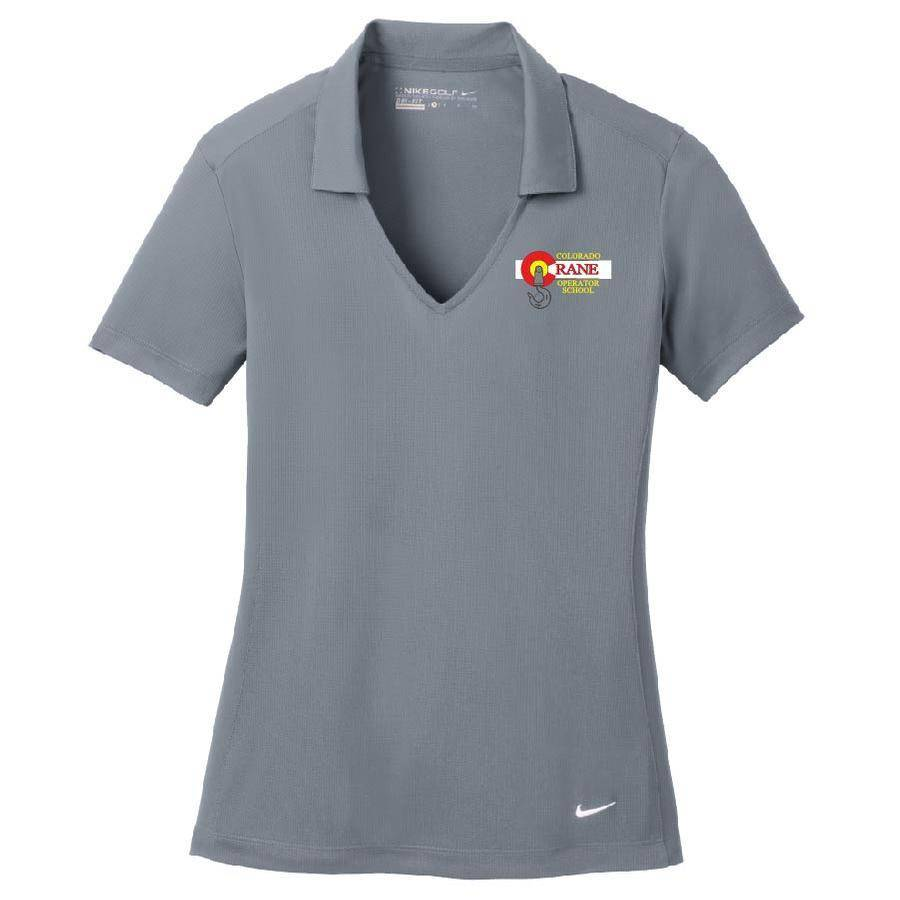 Nike Nike Golf Ladies Dri-Fit Polo (Cool Grey)