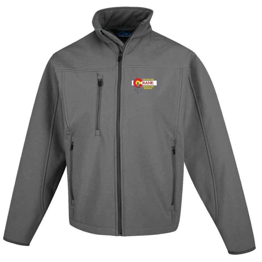 Tri Mountain Tri Mountain Flight Jacket (Charcoal)