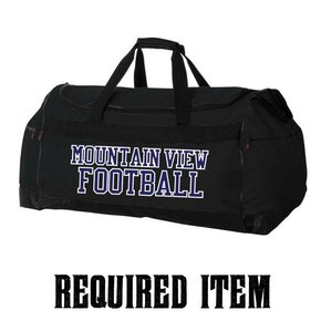 "A4 36"" Large Equipment Bag (Black)"