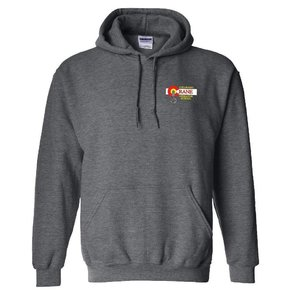 Gildan Gildan Adult Heavy Blend 50/50 Hoody (Dark Heather)