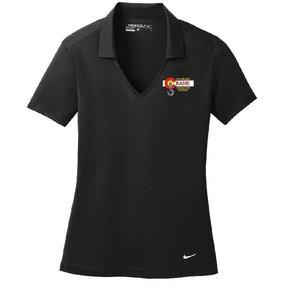 Nike Nike Golf Ladies Dri-Fit Polo (Black)