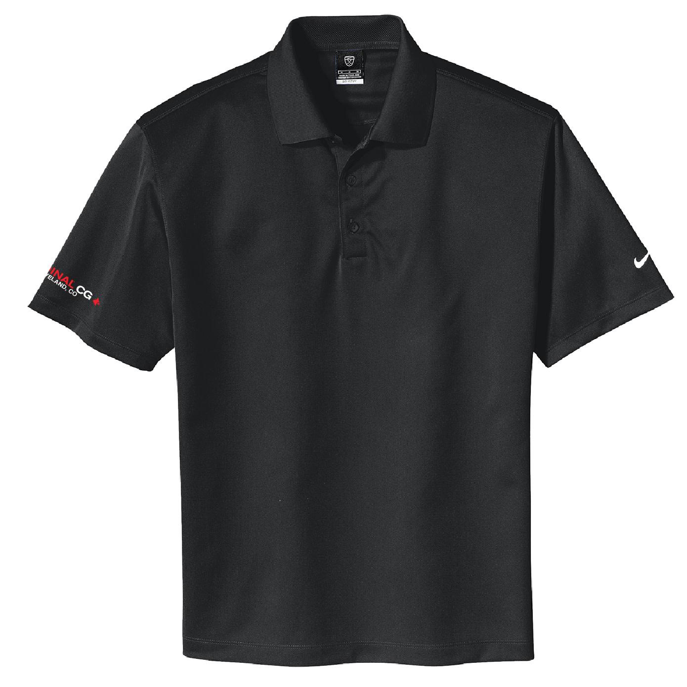 Nike Nike Tech Basic Dri-FIT Polo (Black)