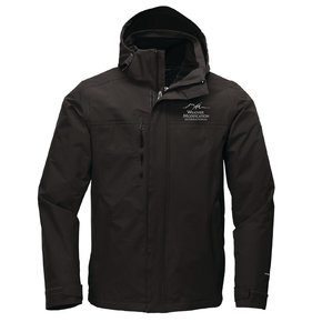 The North Face Traverse Triclimate  3-in-1 Jacket (TNF Black)