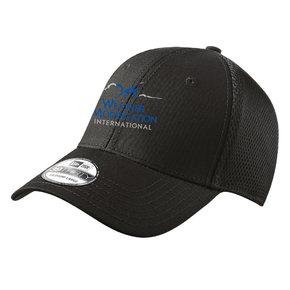 New Era Stretch Mesh Cap (Black)