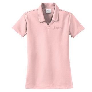 Nike Nike Ladies Dri-FIT Micro Pique Polo (Arctic Pink)