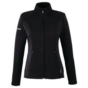 Spyder Ladies Venom Full-Zip Jacket (Black)