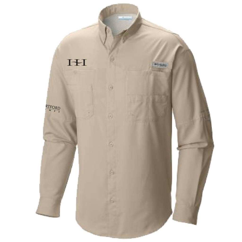 446768a4a0c Columbia Columbia Men's - Bahama™ II Long Sleeve Shirt (Fossil ...