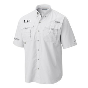 Columbia Columbia Men's - Bahama™ II Short Sleeve Shirt (White)
