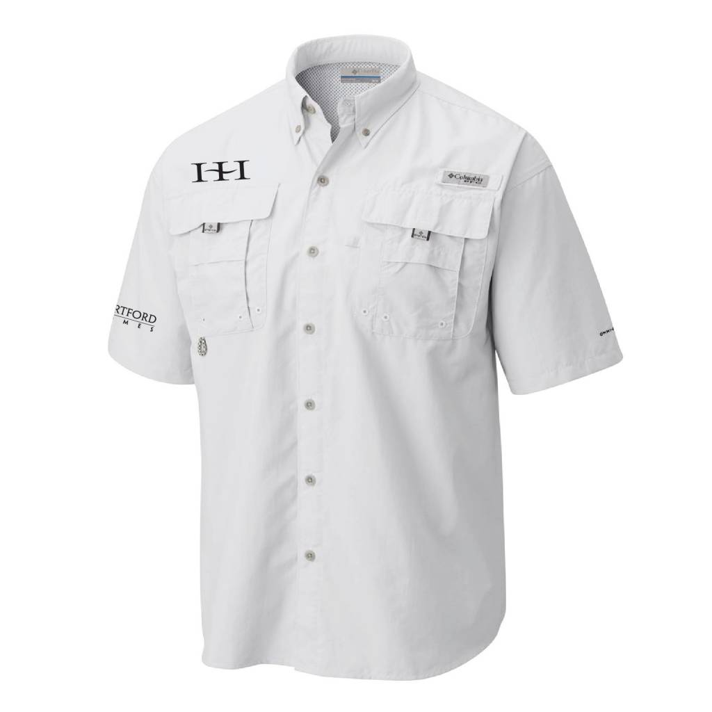 Columbia Columbia - Bahama™ II Short Sleeve Shirt (White)