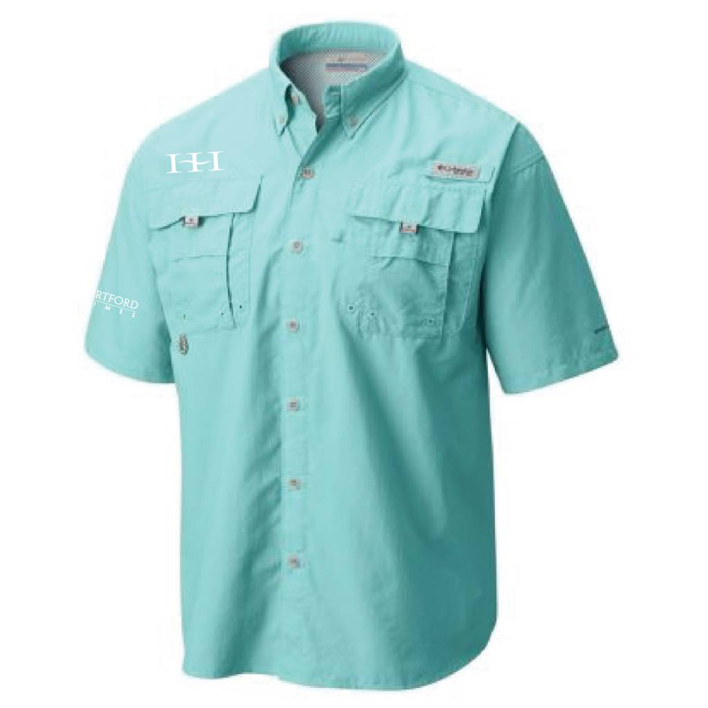 Columbia Columbia Men's - Bahama™ II Short Sleeve Shirt (Gulf Stream)