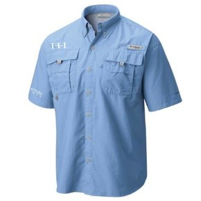 Columbia Columbia Men's  - Bahama™ II Short Sleeve Shirt (Sail)