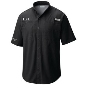 Columbia Columbia Men's  - Tamiami™ II Short-Sleeve Shirt (Black)