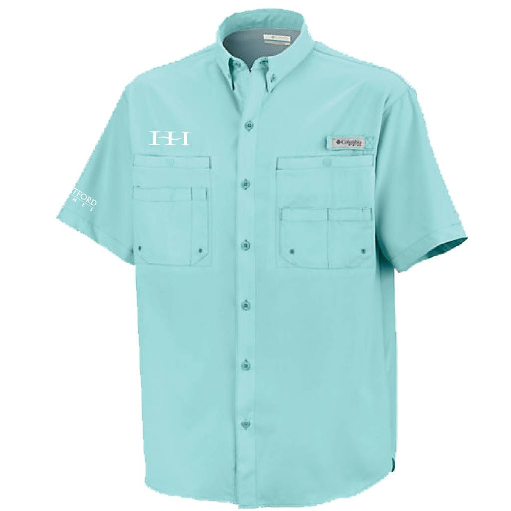 Columbia Columbia Men's  - Tamiami™ II Short-Sleeve Shirt (Gulf Stream)