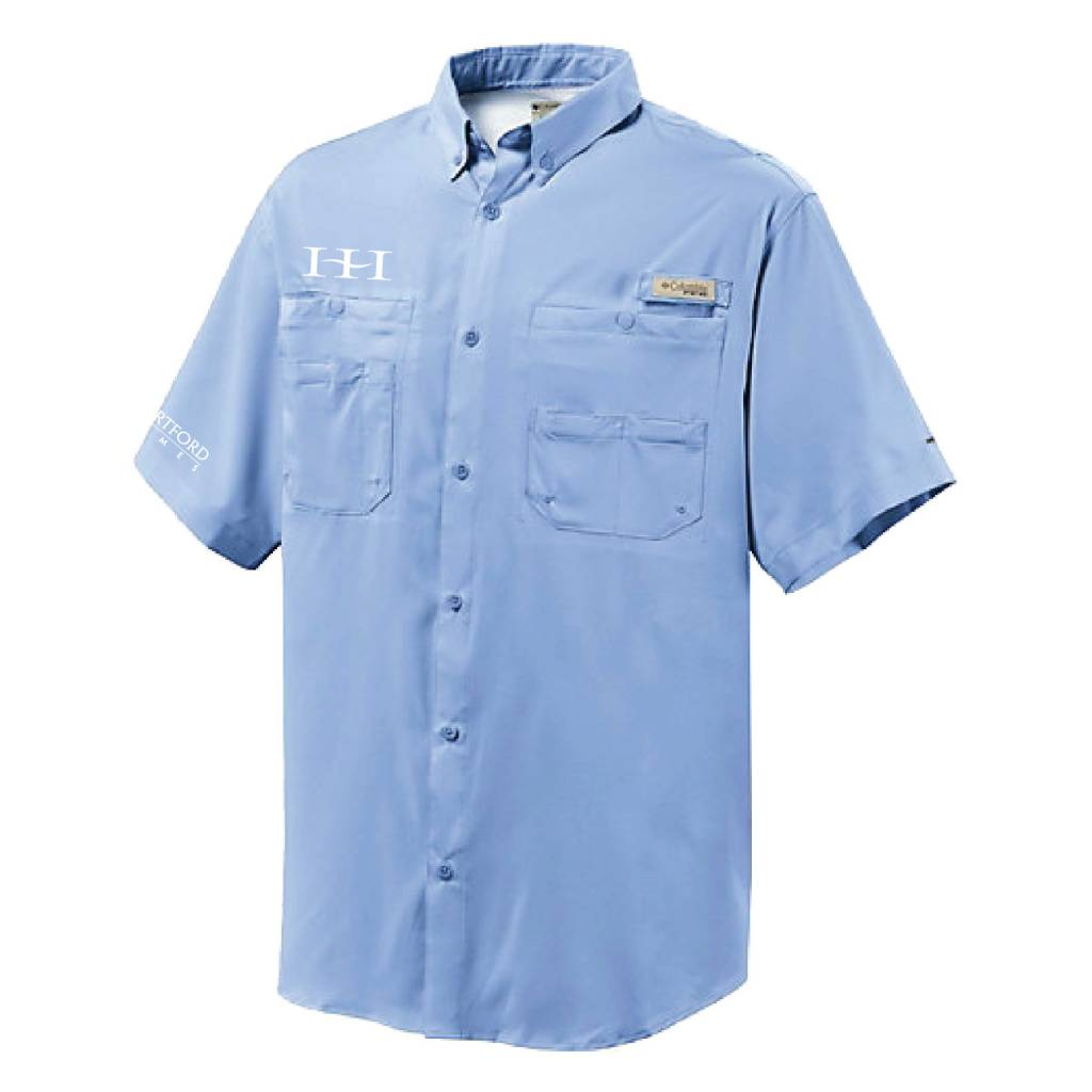 Columbia Columbia Men's - Tamiami™ II Short-Sleeve Shirt (Sail)