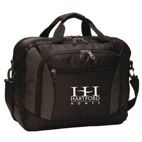 Sanmar Port Authority® Commuter Brief (Black)