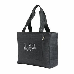 Port Authority Port Authority® Ladies Laptop Tote (Dark Charcoal)