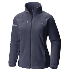 Columbia Columbia - Women's Benton Springs™ Full Zip (Charcoal Heather)