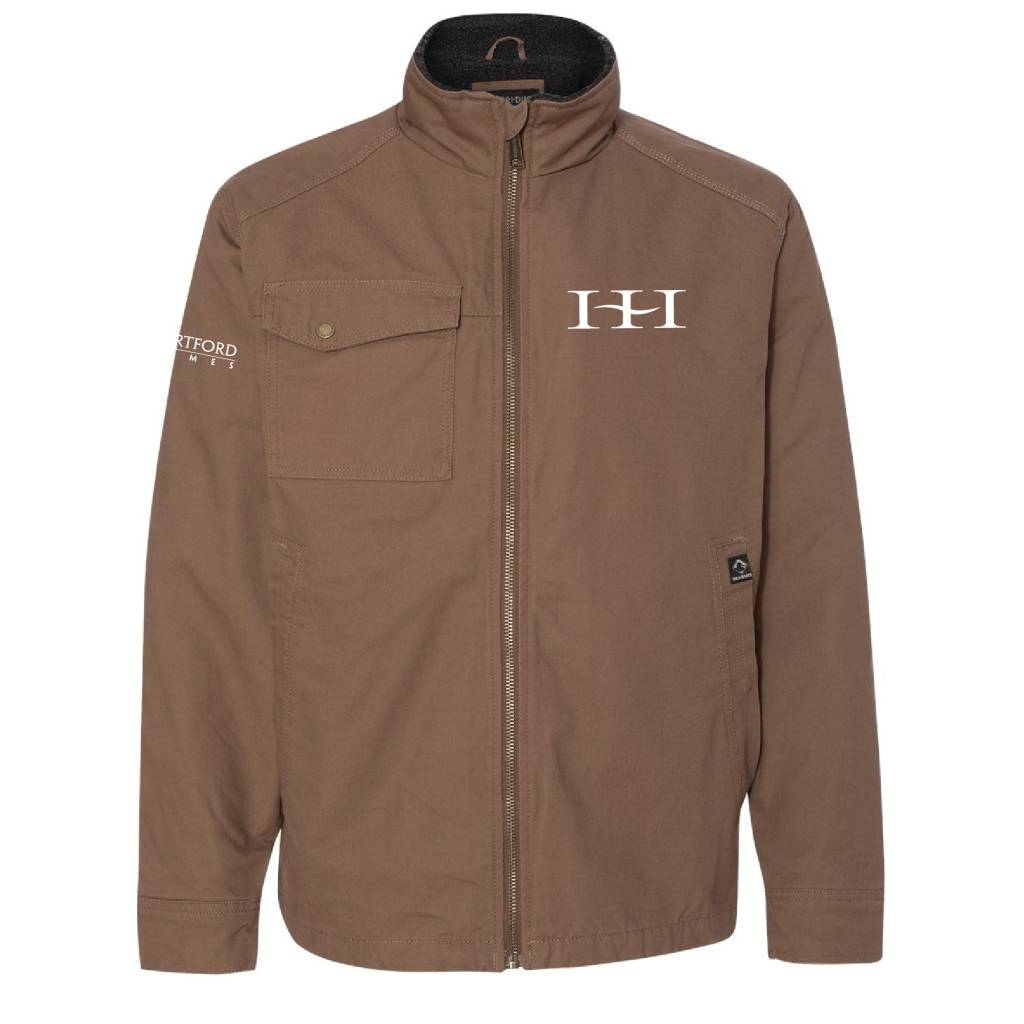 Dri Duck DRI DUCK - Endeavor Canyon Cloth™ Canvas Jacket (Field Khaki)