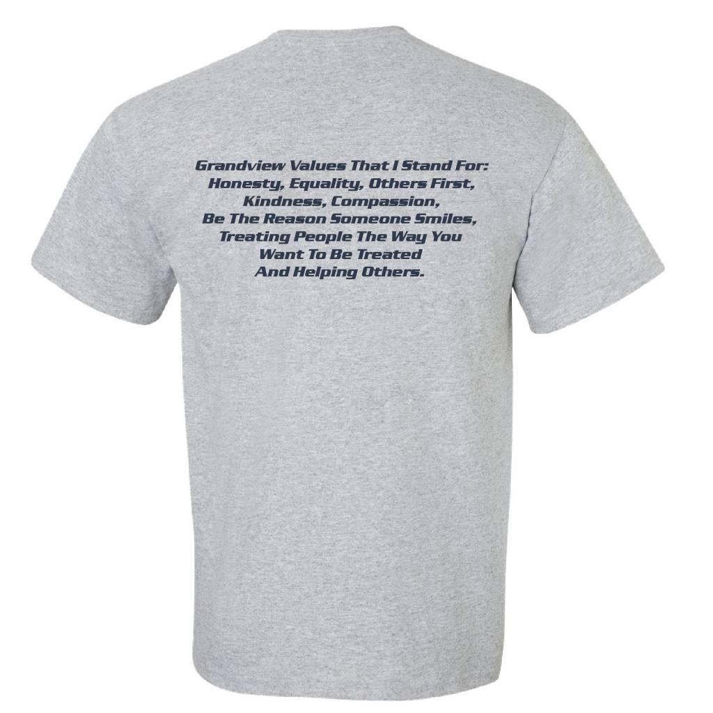 Gildan Gildan Ultra Cotton T-shirt (Sport Grey)