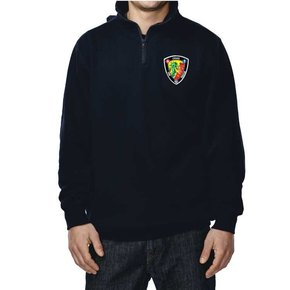Tri Mountain Viewpoint 1/4 ZIP (Navy)