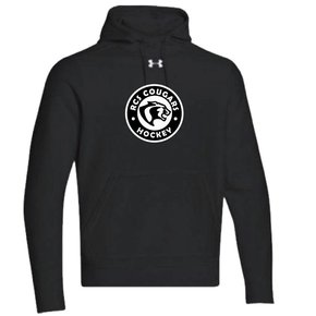 Under Armour UA Storm Armour® Fleece Hoodie  ( Black )