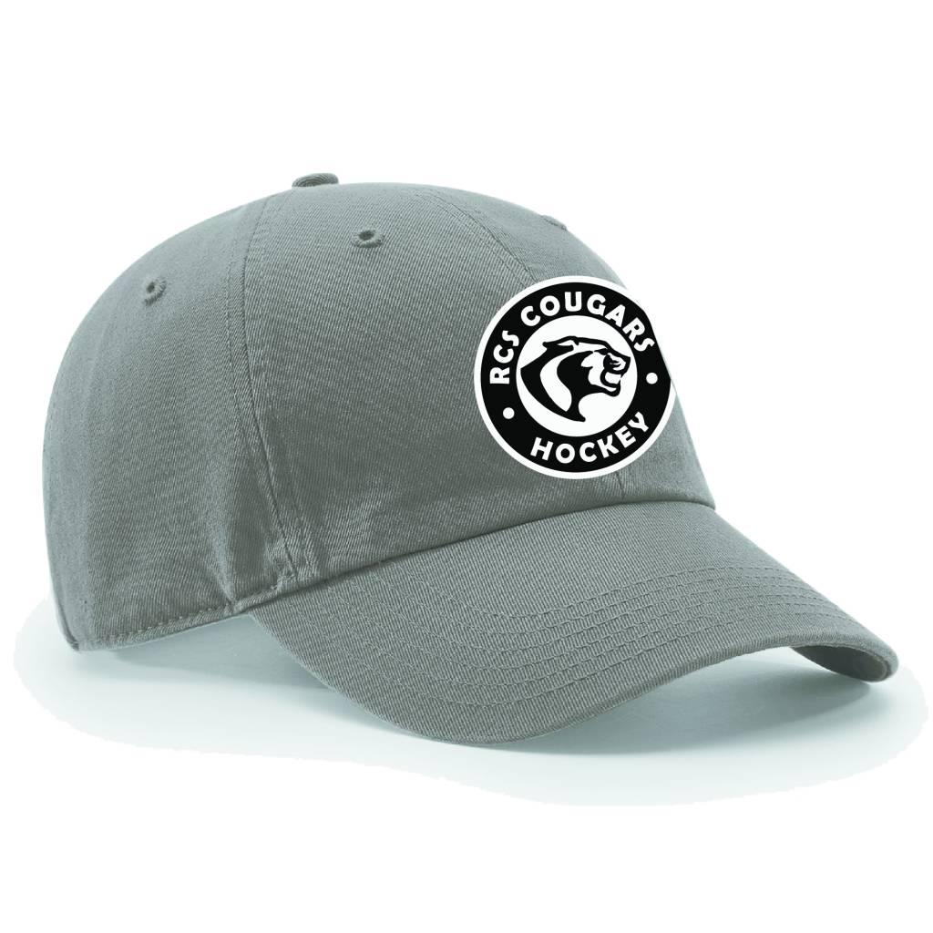 Richardson Richardson Washed Chino Cap ( Charcoal )