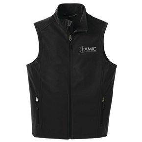 Port Authority Port Authroity Core Soft Shell Vest (Black)