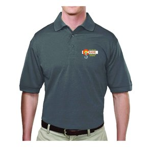 Tri Mountain Tri Mountain Oydssey Polo ( Charcoal)