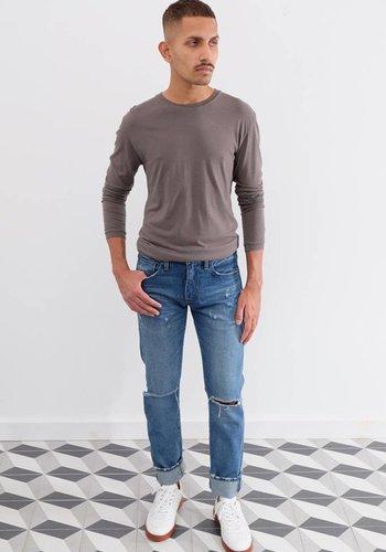 Levi's 511 Slim Fit Torn Jeans