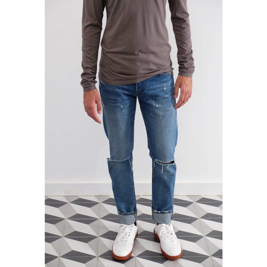 511 Slim Fit Torn Jeans