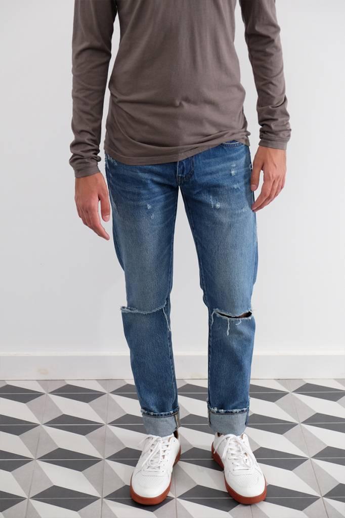 511 Slim Fit Torn Jeans · Enlarge image