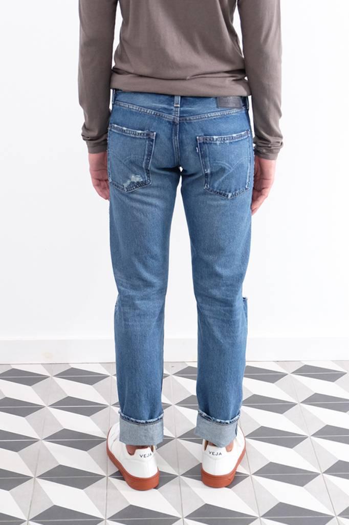511 Slim Fit Torn Jeans. Enlarge image