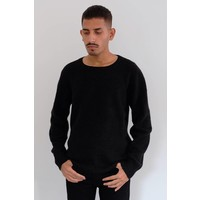 J. Perre Solin Camelhair Sweater