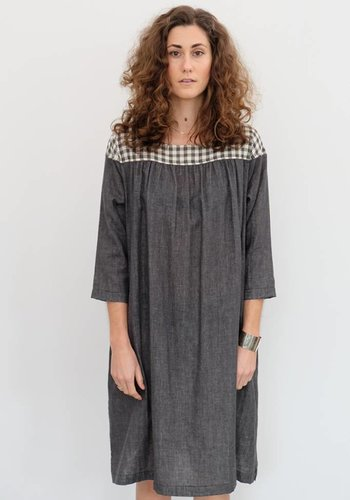 Wrk-Shp Arne Yoke Dress