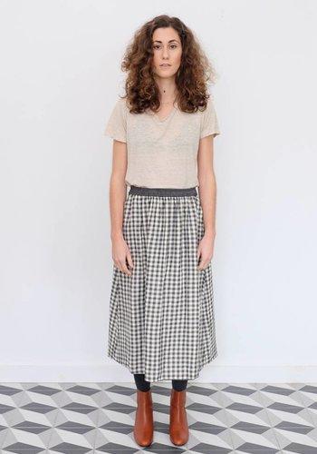 Wrk-Shp Reversible Towne Skirt