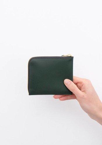 Comme des Garçons Corner Zip Wallet