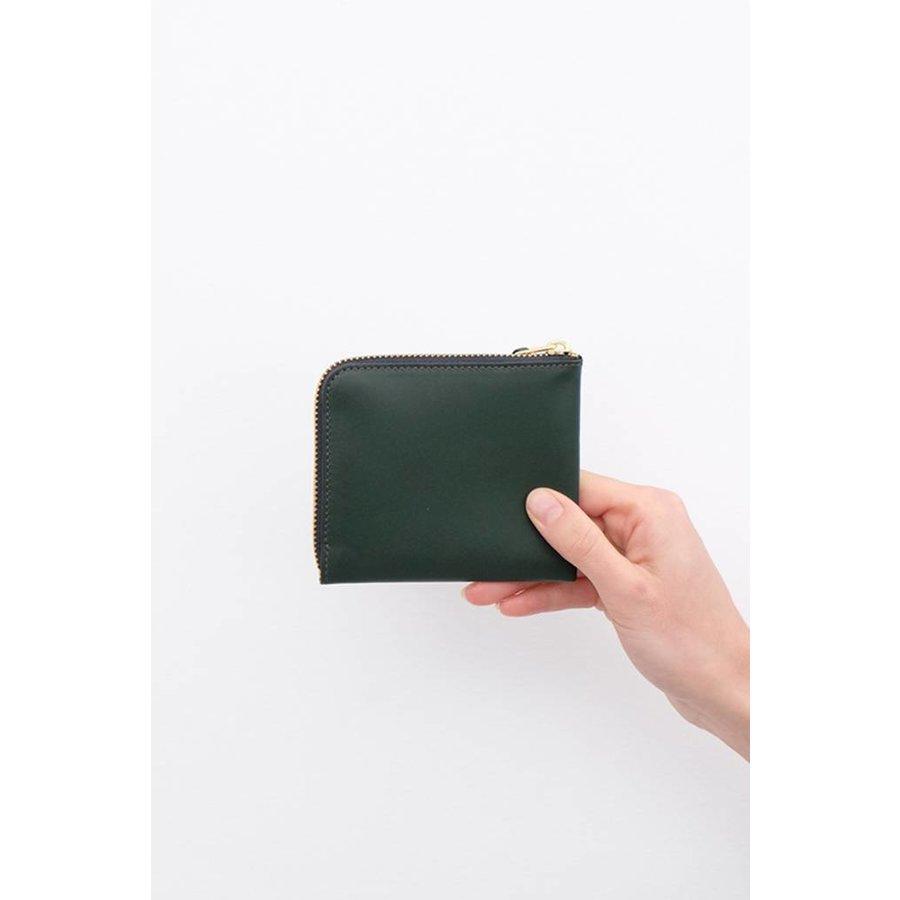 Corner Zip Wallet
