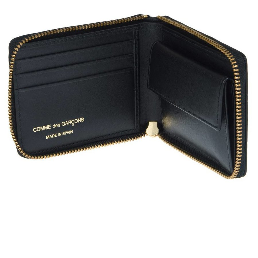Zip Billfold Wallet