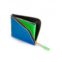Super Fluo Corner Zip Wallet