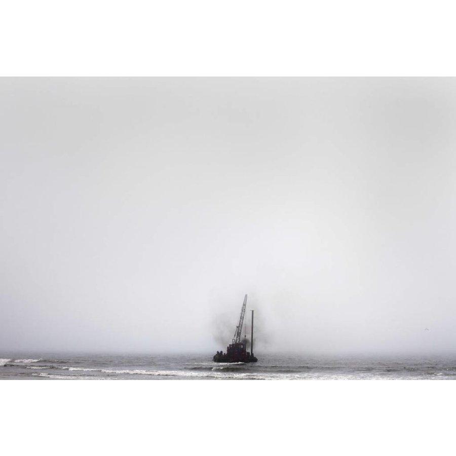 'Untitled, Rockaway' Framed Print