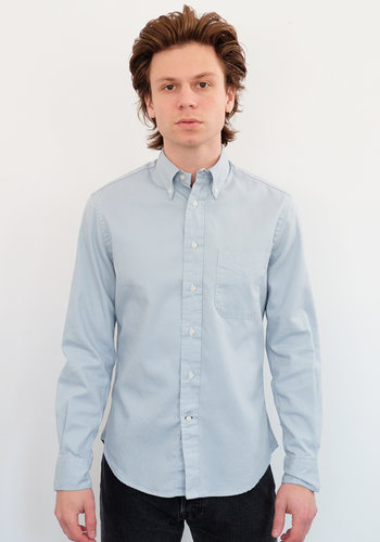 Gitman Vintage Long Sleeve Oxford Shirt