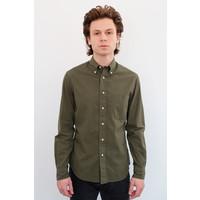 Long Sleeve Overdye Shirt